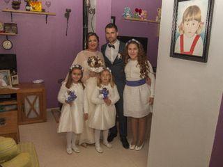 La boda de Nandy y Pepe  3