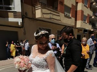 La boda de Lorena  y Jose 1