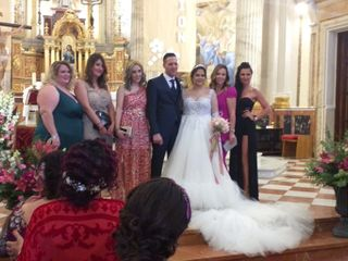 La boda de Lorena  y Jose 2