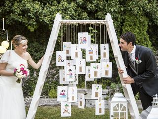 La boda de Yolanda y Alfredo