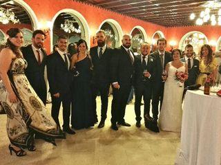 La boda de Mónica y Josué 2