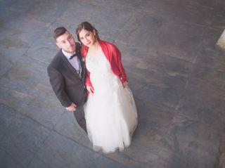 La boda de Ainhoa y Sergio