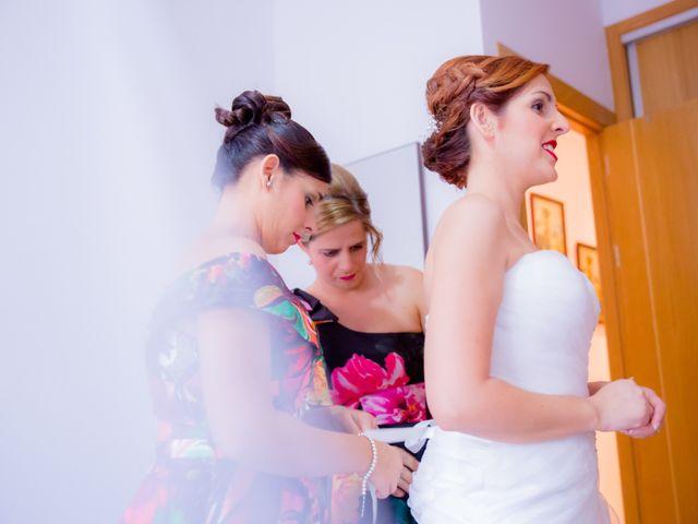 La boda de Alberto y Conchi en Cartagena, Murcia 20