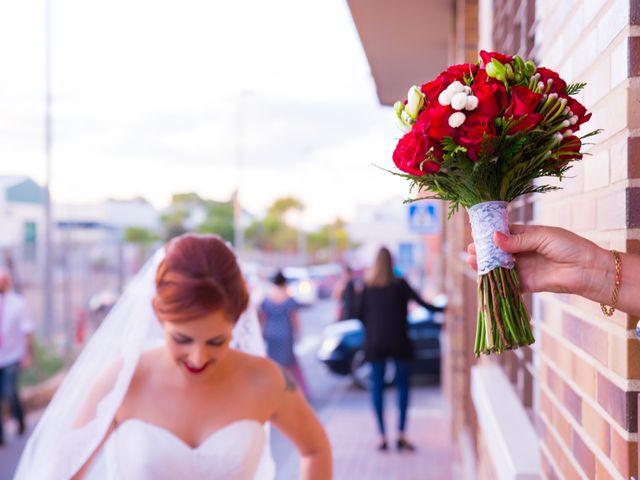 La boda de Alberto y Conchi en Cartagena, Murcia 24