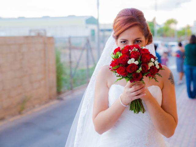 La boda de Alberto y Conchi en Cartagena, Murcia 2
