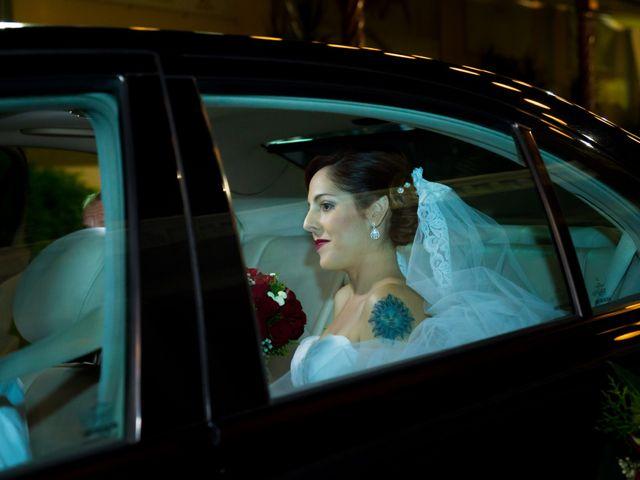 La boda de Alberto y Conchi en Cartagena, Murcia 26