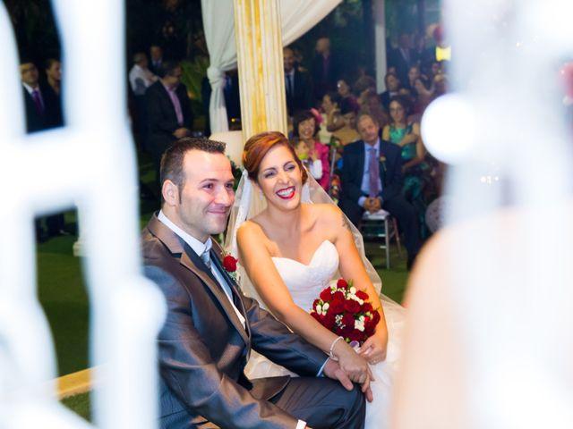 La boda de Alberto y Conchi en Cartagena, Murcia 31