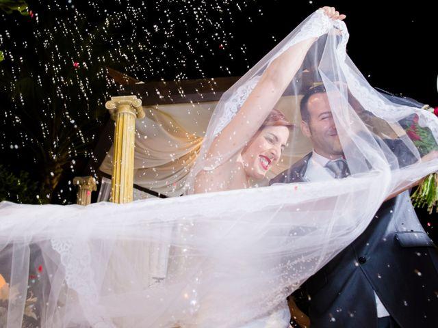 La boda de Alberto y Conchi en Cartagena, Murcia 39