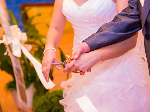 La boda de Alberto y Conchi en Cartagena, Murcia 41