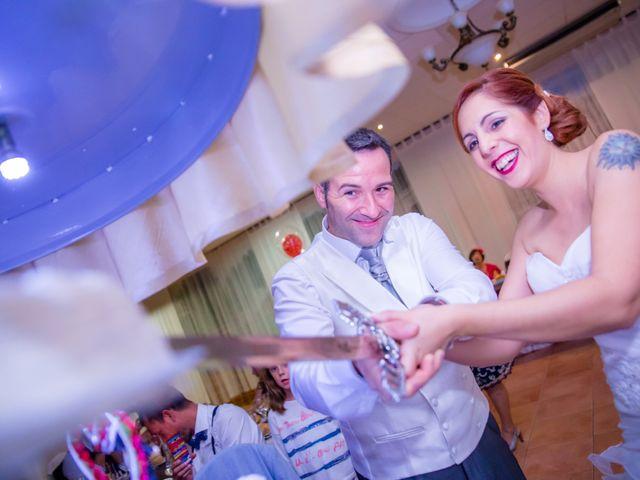 La boda de Alberto y Conchi en Cartagena, Murcia 42