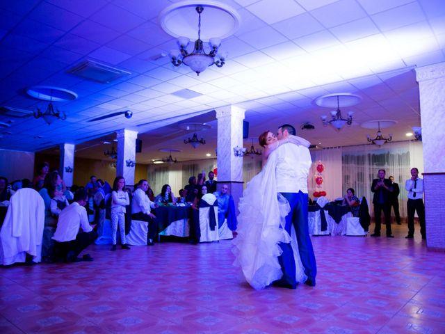 La boda de Alberto y Conchi en Cartagena, Murcia 44