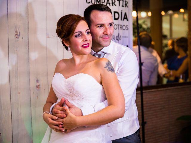 La boda de Alberto y Conchi en Cartagena, Murcia 50