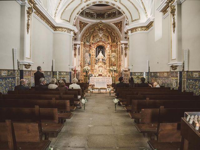 La boda de Alberto y Olga en Plasencia, Cáceres 45
