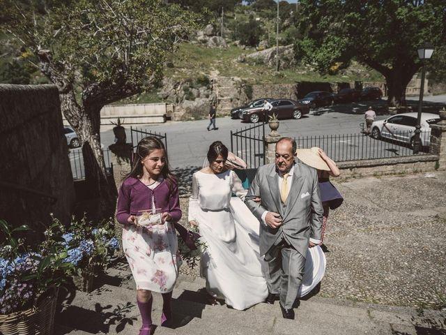 La boda de Alberto y Olga en Plasencia, Cáceres 47