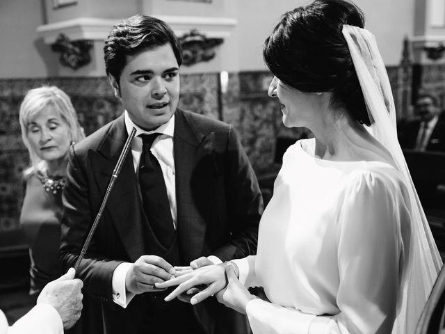 La boda de Alberto y Olga en Plasencia, Cáceres 57