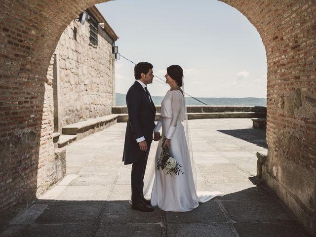 La boda de Alberto y Olga en Plasencia, Cáceres 72