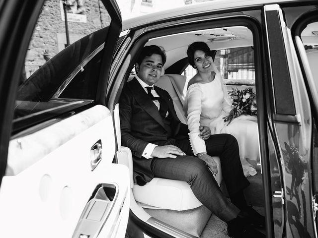 La boda de Alberto y Olga en Plasencia, Cáceres 74