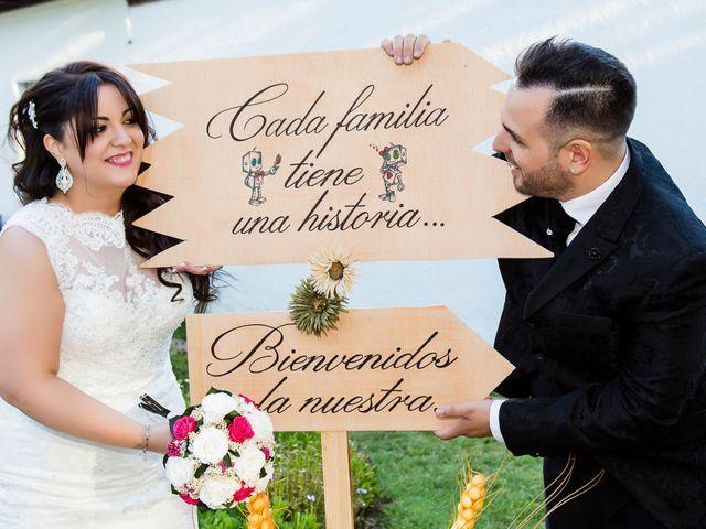 La boda de Sara y Jose Manuel