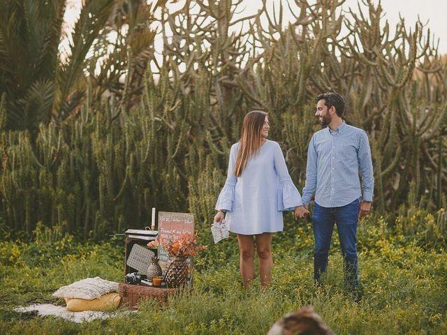 La boda de David y Marina en Cartagena, Murcia 13