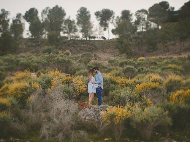 La boda de David y Marina en Cartagena, Murcia 23