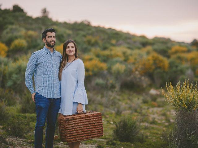 La boda de David y Marina en Cartagena, Murcia 24