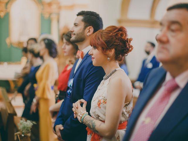 La boda de David y Marina en Cartagena, Murcia 80