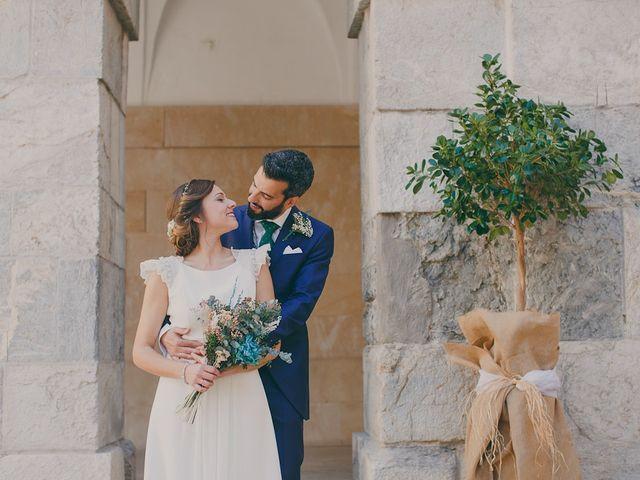 La boda de David y Marina en Cartagena, Murcia 91