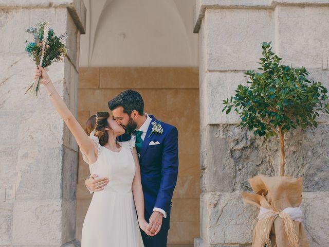 La boda de David y Marina en Cartagena, Murcia 93