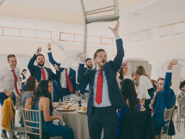 La boda de David y Marina en Cartagena, Murcia 128