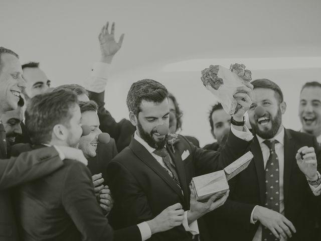 La boda de David y Marina en Cartagena, Murcia 132
