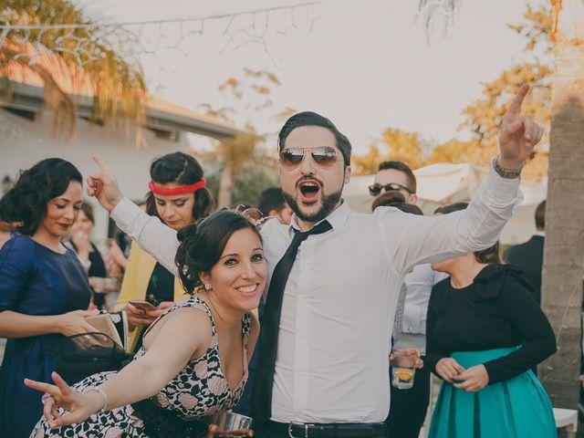 La boda de David y Marina en Cartagena, Murcia 140