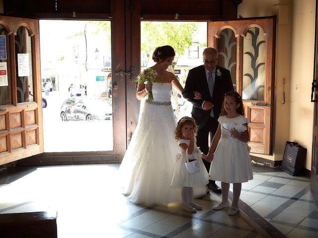 La boda de Toni y Nuri en Santa Coloma De Farners, Girona 36