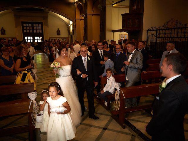 La boda de Toni y Nuri en Santa Coloma De Farners, Girona 37