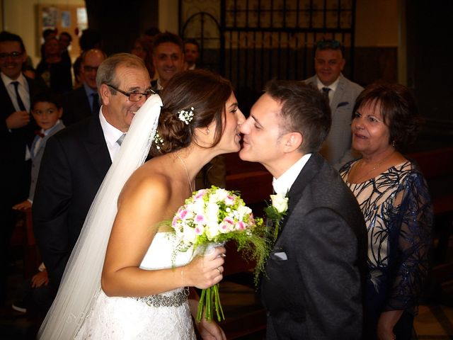 La boda de Toni y Nuri en Santa Coloma De Farners, Girona 38