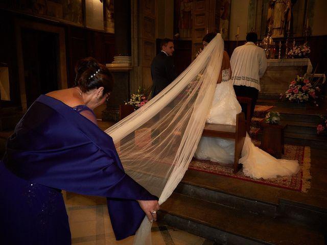 La boda de Toni y Nuri en Santa Coloma De Farners, Girona 40