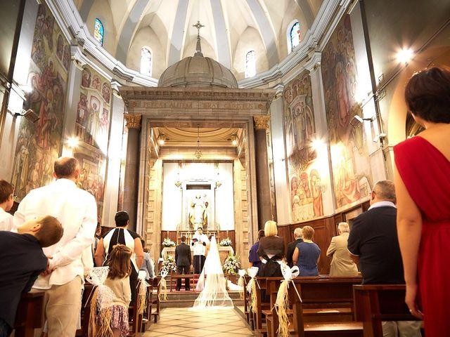 La boda de Toni y Nuri en Santa Coloma De Farners, Girona 41