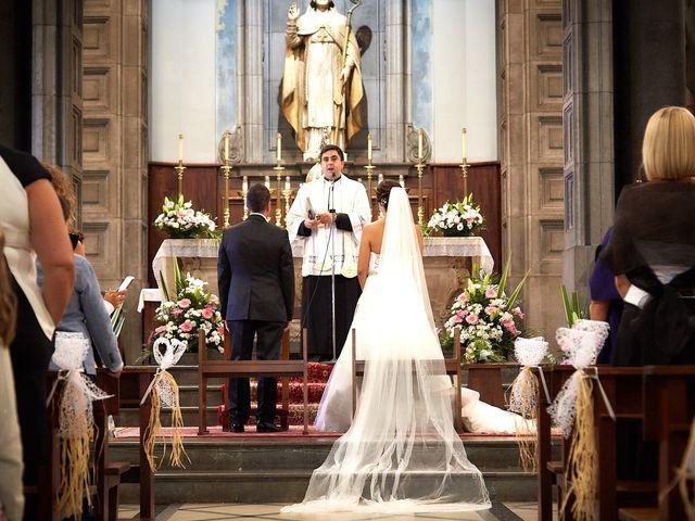 La boda de Toni y Nuri en Santa Coloma De Farners, Girona 42