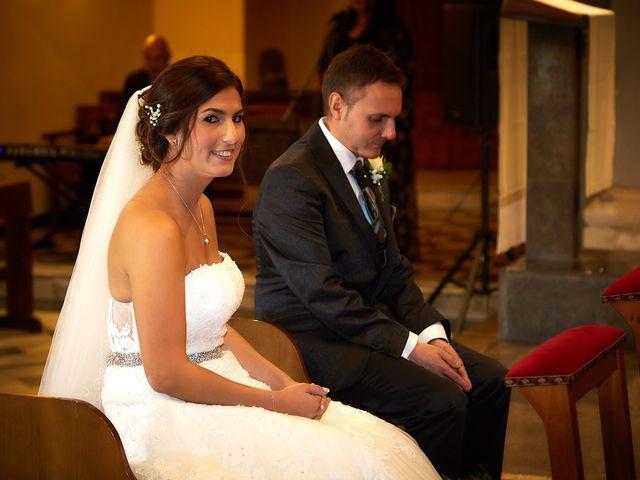La boda de Toni y Nuri en Santa Coloma De Farners, Girona 43