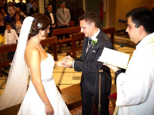 La boda de Toni y Nuri en Santa Coloma De Farners, Girona 50