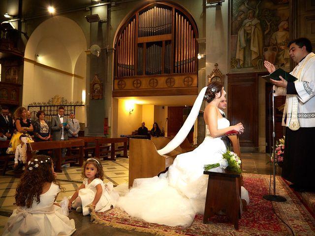La boda de Toni y Nuri en Santa Coloma De Farners, Girona 53