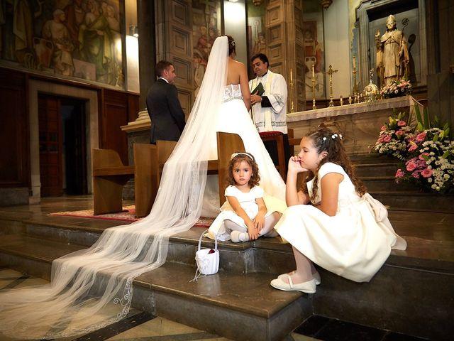 La boda de Toni y Nuri en Santa Coloma De Farners, Girona 54