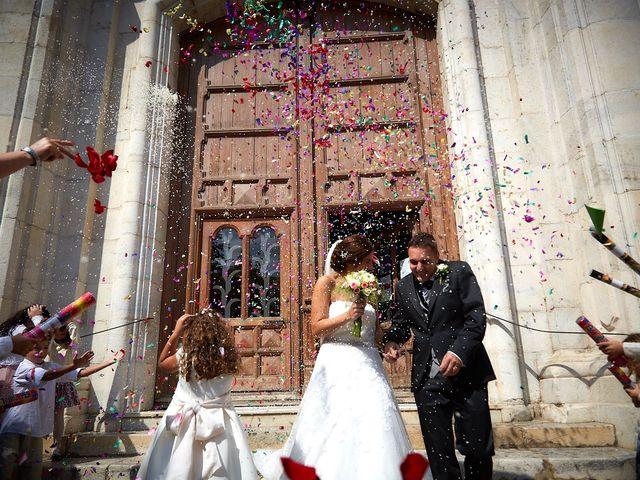 La boda de Toni y Nuri en Santa Coloma De Farners, Girona 58