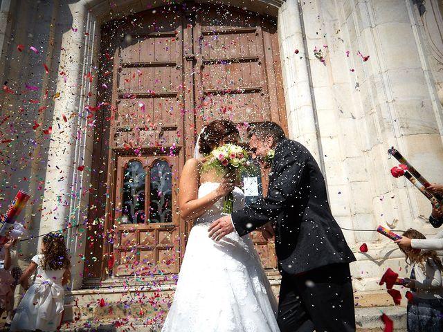 La boda de Toni y Nuri en Santa Coloma De Farners, Girona 59