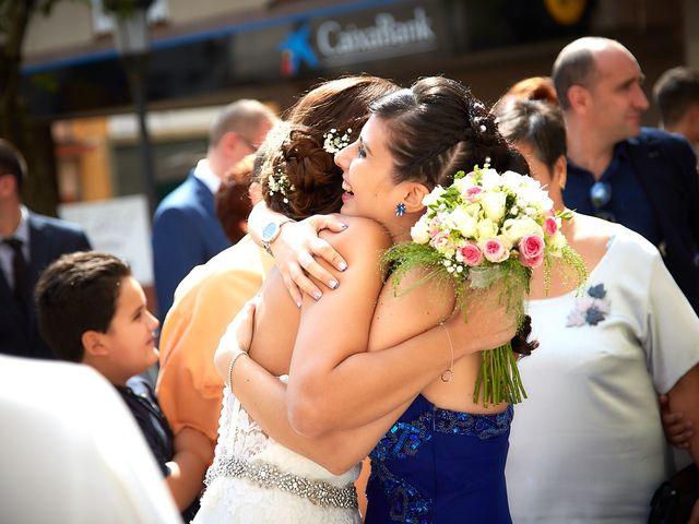 La boda de Toni y Nuri en Santa Coloma De Farners, Girona 65