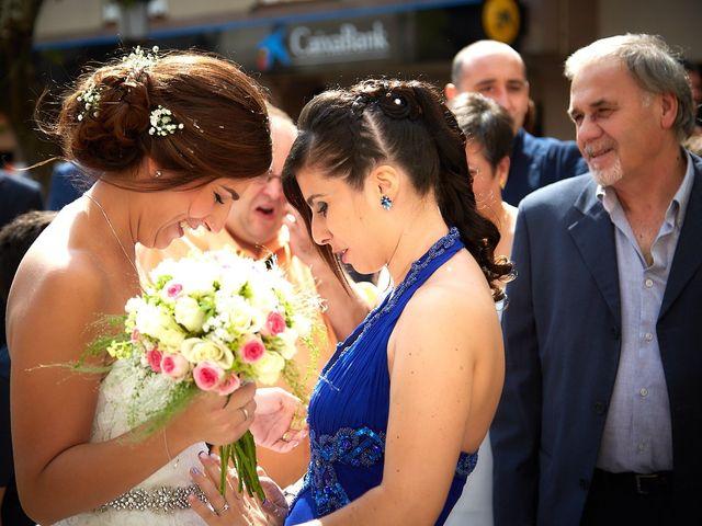 La boda de Toni y Nuri en Santa Coloma De Farners, Girona 66
