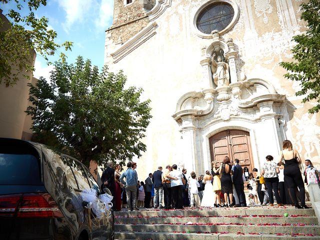 La boda de Toni y Nuri en Santa Coloma De Farners, Girona 71