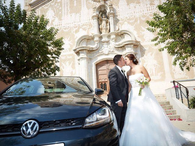 La boda de Toni y Nuri en Santa Coloma De Farners, Girona 73