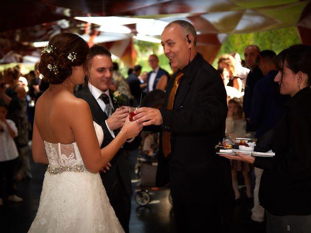 La boda de Toni y Nuri en Santa Coloma De Farners, Girona 97
