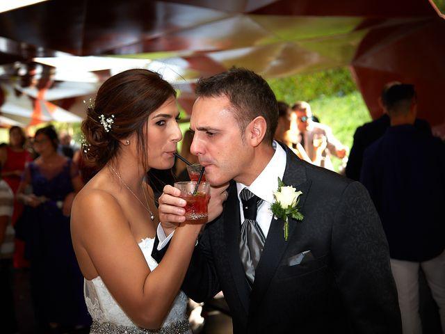 La boda de Toni y Nuri en Santa Coloma De Farners, Girona 99
