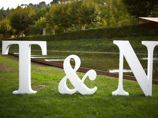 La boda de Toni y Nuri en Santa Coloma De Farners, Girona 106